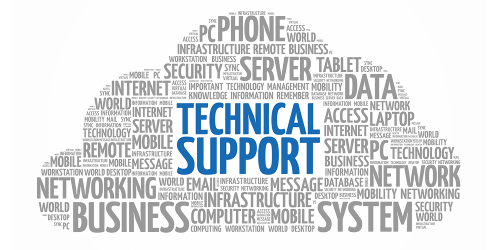 Technical Support Small